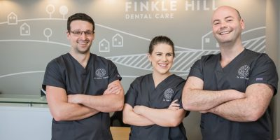 PATIENTS KEEP SMILING ON FINKLE HILL