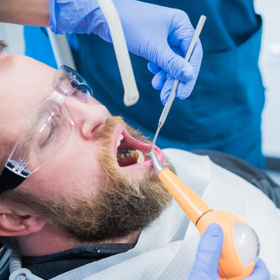 Get emergency dental care on Finkle Hill